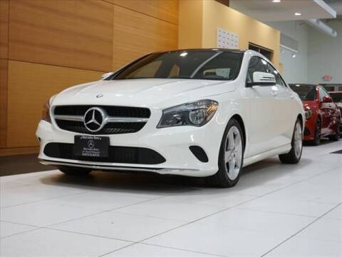 2017 Mercedes-Benz CLA for sale at Mercedes-Benz of North Olmsted in North Olmstead OH