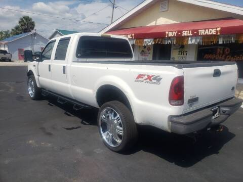 2007 Ford F-350 Super Duty for sale at ANYTHING ON WHEELS INC in Deland FL