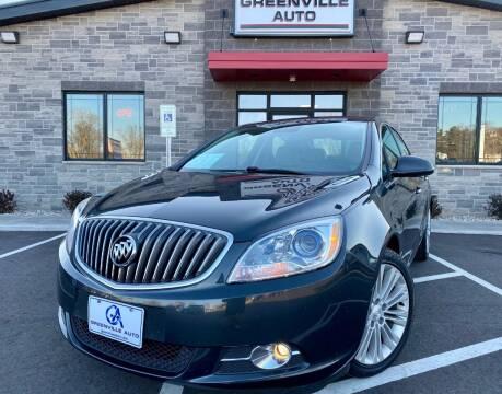 2014 Buick Verano for sale at GREENVILLE AUTO & RV in Greenville WI
