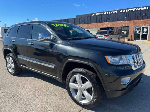 2012 Jeep Grand Cherokee for sale at Motor City Auto Auction in Fraser MI