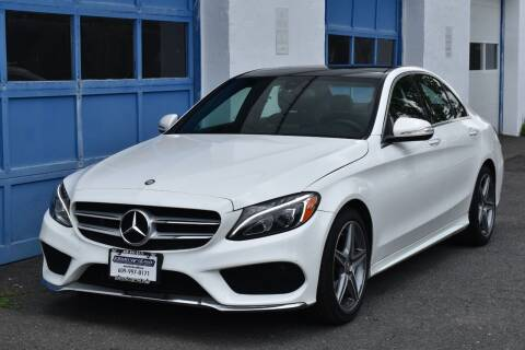 2015 Mercedes-Benz C-Class for sale at IdealCarsUSA.com in East Windsor NJ