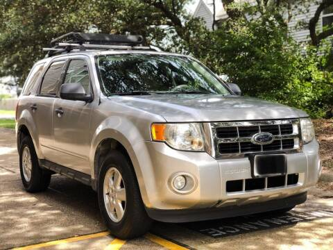 2009 Ford Escape for sale at Wheel Deal Auto Sales LLC in Norfolk VA
