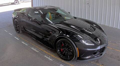 2019 Chevrolet Corvette for sale at Coast to Coast Imports in Fishers IN