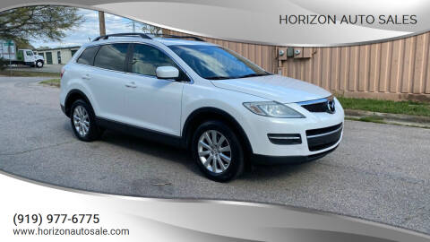 2009 Mazda CX-9 for sale at Horizon Auto Sales in Raleigh NC