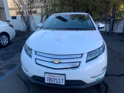 2013 Chevrolet Volt for sale at Car Lanes LA in Valley Village CA