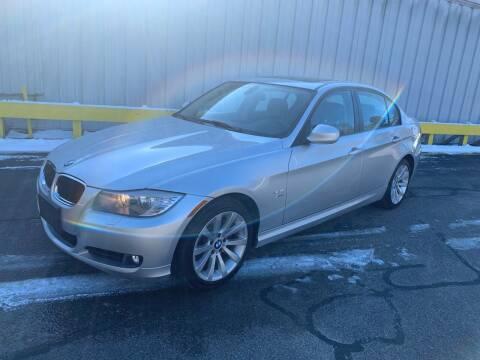 2011 BMW 3 Series for sale at Pristine Auto in Whitman MA
