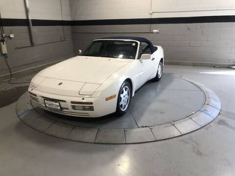 1990 Porsche 944 for sale at Luxury Car Outlet in West Chicago IL