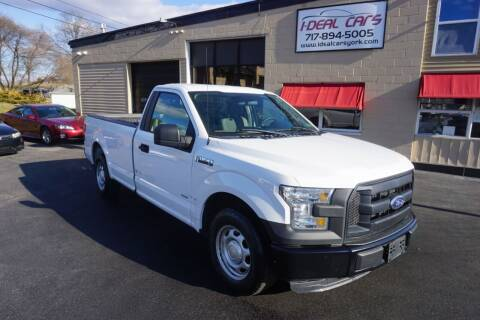 2016 Ford F-150 for sale at I-Deal Cars LLC in York PA