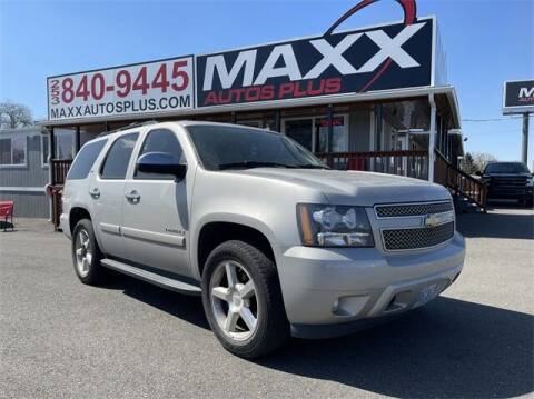 2008 Chevrolet Tahoe for sale at Maxx Autos Plus in Puyallup WA