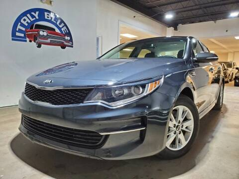 2016 Kia Optima for sale at Italy Blue Auto Sales llc in Miami FL
