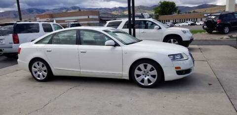 2005 Audi A6 for sale at Auto Image Auto Sales in Pocatello ID