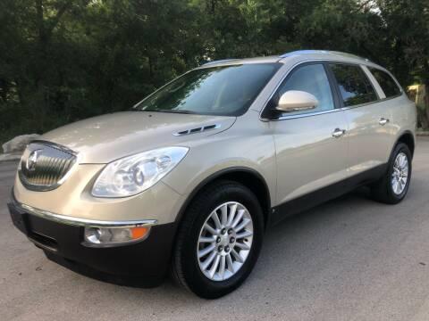 2009 Buick Enclave for sale at Lemanz Motors in San Antonio TX