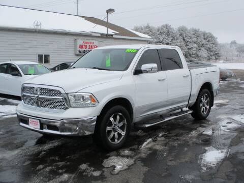 2013 RAM Ram Pickup 1500 for sale at Plainfield Auto Sales, LLC in Plainfield WI