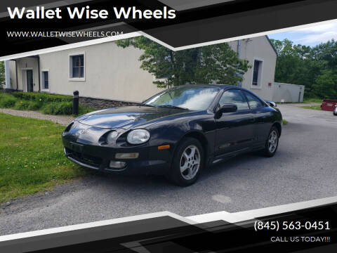 1999 Toyota Celica for sale at Wallet Wise Wheels in Montgomery NY