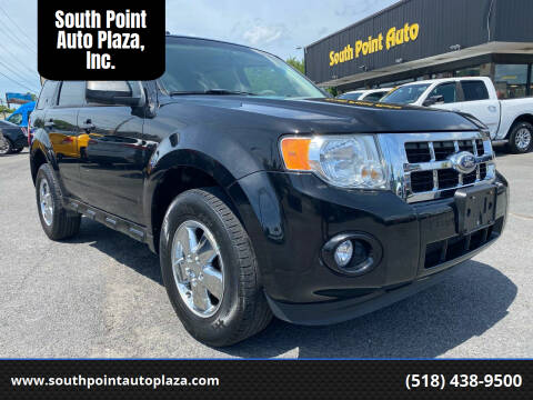 2011 Ford Escape for sale at South Point Auto Plaza, Inc. in Albany NY
