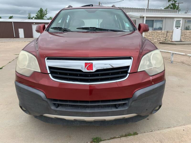 2008 Saturn Vue for sale at Eagle International Autos Inc in Moore OK