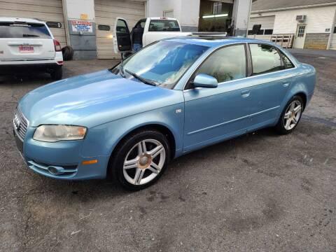 2006 Audi A4 for sale at Driven Motors in Staunton VA