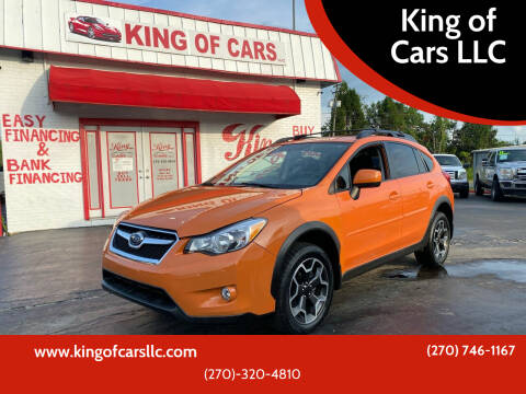 2013 Subaru XV Crosstrek for sale at King of Cars LLC in Bowling Green KY