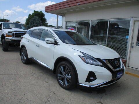 2020 Nissan Murano for sale at Choice Auto in Carroll IA