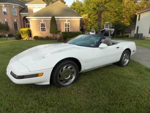 1995 Chevrolet Corvette for sale at Deer Park Auto Sales Corp in Newport News VA
