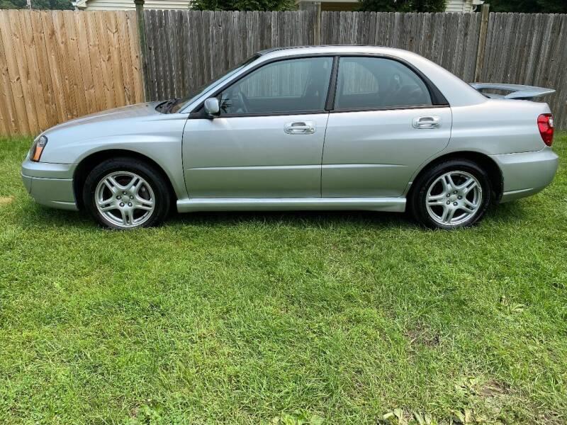 2005 Subaru Impreza for sale at ALL Motor Cars LTD in Tillson NY