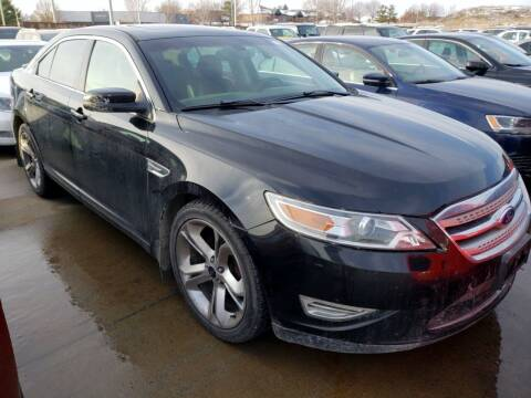 2012 Ford Taurus for sale at Sarpy County Motors in Springfield NE