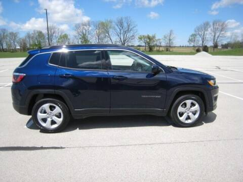 2020 Jeep Compass for sale at FINNEY'S AUTO & TRUCK in Atlanta IN