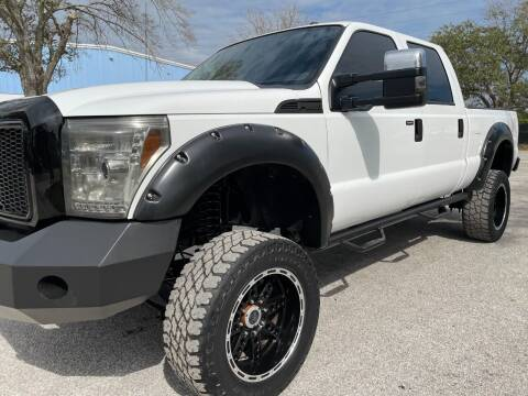 2012 Ford F-250 Super Duty for sale at Transtar Motors in Clearwater FL