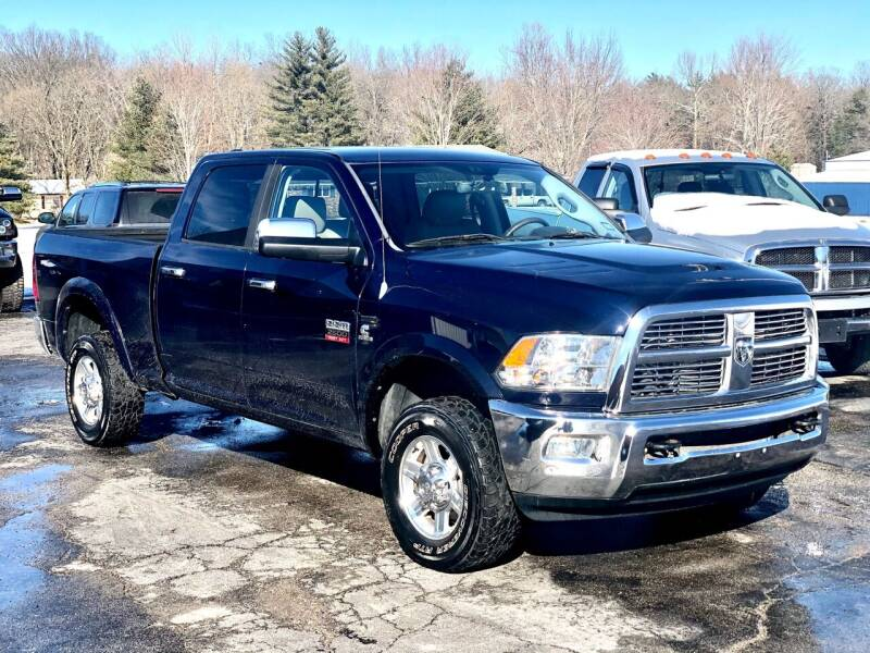 2012 RAM Ram Pickup 2500 for sale at Torque Motorsports in Rolla MO