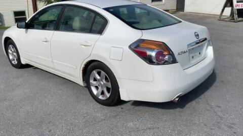 2008 Nissan Altima for sale at King Motors featuring Chris Ridenour in Martinsburg WV