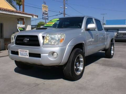 2006 Toyota Tacoma for sale at Williams Auto Mart Inc in Pacoima CA