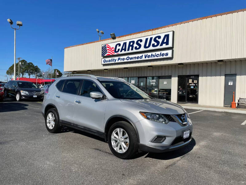 2014 Nissan Rogue for sale at Cars USA in Virginia Beach VA