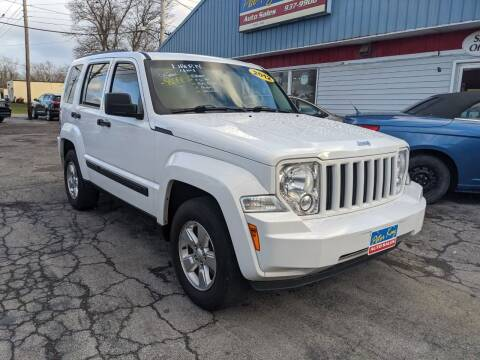 2012 Jeep Liberty for sale at Peter Kay Auto Sales in Alden NY