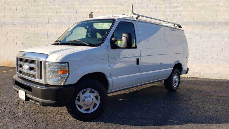 2014 Ford E-Series Cargo for sale at AUTO FIESTA in Norcross GA