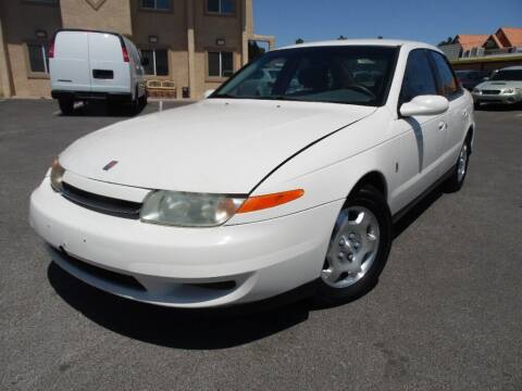 2002 Saturn L-Series for sale at Best Auto Buy in Las Vegas NV