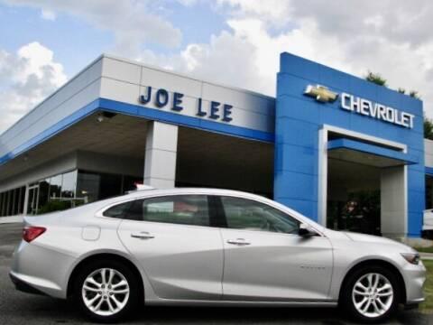 2017 Chevrolet Malibu for sale at Joe Lee Chevrolet in Clinton AR