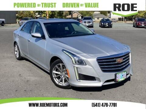 2017 Cadillac CTS for sale at Roe Motors in Grants Pass OR