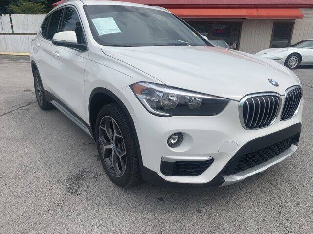 2019 BMW X1 for sale at CON ALVARO ¡TODOS CALIFICAN!™ in Columbia TN