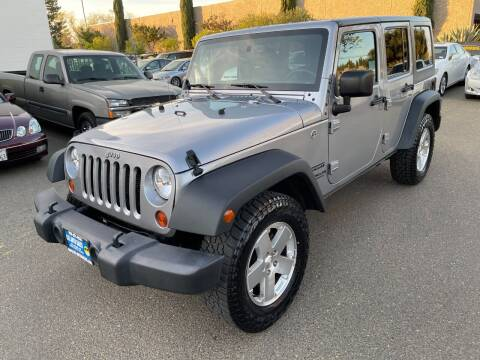 2016 Jeep Wrangler Unlimited for sale at C. H. Auto Sales in Citrus Heights CA