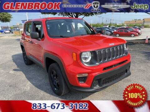 2019 Jeep Renegade for sale at Glenbrook Dodge Chrysler Jeep Ram and Fiat in Fort Wayne IN