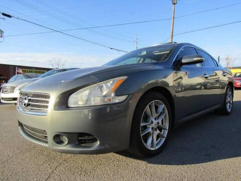2010 Nissan Maxima for sale at A & A IMPORTS OF TN in Madison TN