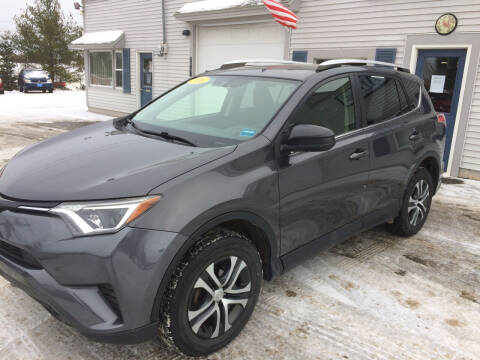 2016 Toyota RAV4 for sale at CLARKS AUTO SALES INC in Houlton ME