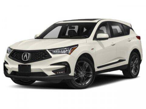 2020 Acura RDX for sale at Stephen Wade Pre-Owned Supercenter in Saint George UT