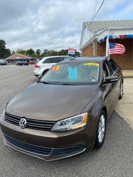 2013 Volkswagen Jetta for sale at Top Auto Sales in Petersburg VA