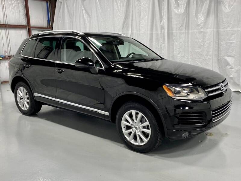 2013 Volkswagen Touareg for sale in Middletown, PA
