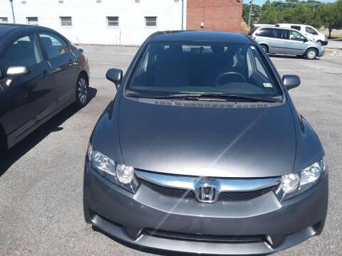 2010 Honda Civic for sale at Auto Villa in Danville VA