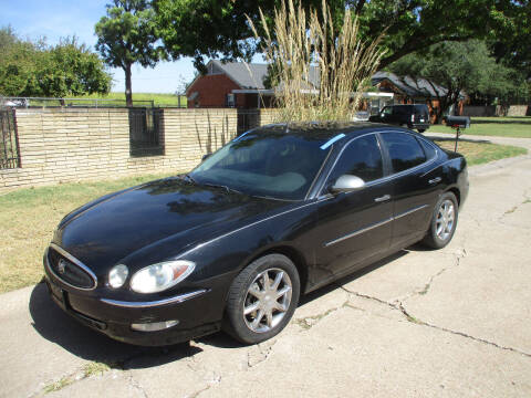 2005 Buick LaCrosse for sale at BUZZZ MOTORS in Moore OK