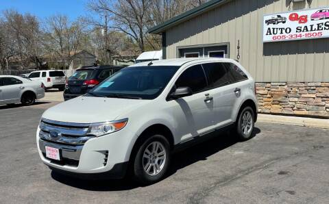 2011 Ford Edge for sale at QS Auto Sales in Sioux Falls SD
