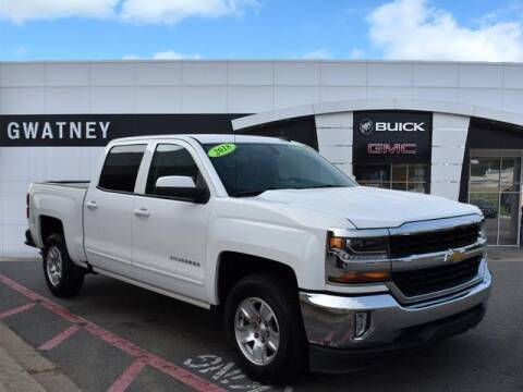 2018 Chevrolet Silverado 1500 for sale at DeAndre Sells Cars in North Little Rock AR