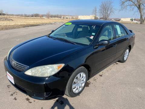 2005 Toyota Camry for sale at De Anda Auto Sales in South Sioux City NE